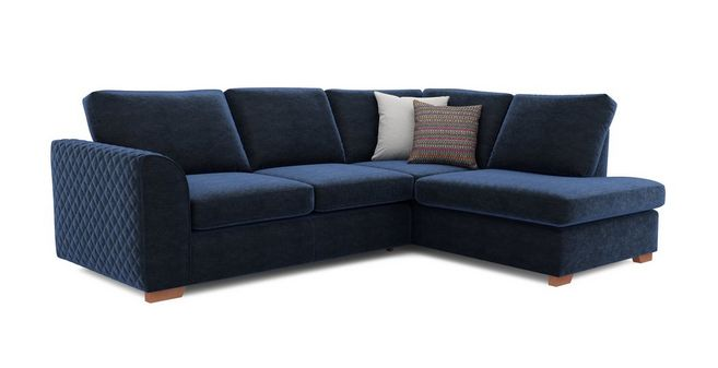 Terrific Left Hand Facing Arm Open End Corner Sofa In New Design Evergreenethics Interior Chair Design Evergreenethicsorg