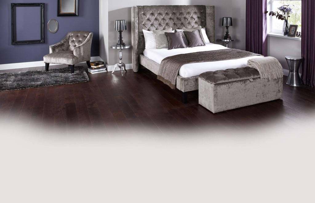 Picture of: Viscount Double Headboard