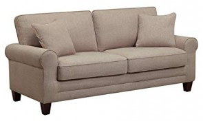 R2R TWO SEATER SOFA UPHOLSTERY IN FABRIC